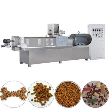 Automatic Dog Cat Fish Pet Food Extruder Machinery