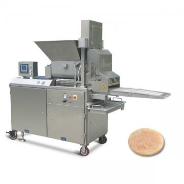 Paper Hamburger Box Making Machine Manufacture China Supplier