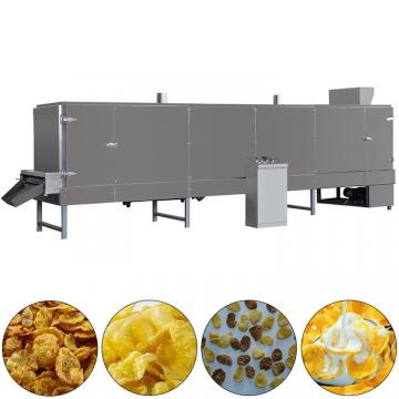 30-550kg/H Puffed Corn Rice Snack Food Extruder Making Machine