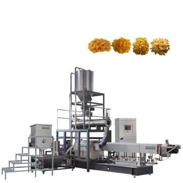 Breakfast Cereals Choco Corn Flakes Food Production Machine Line