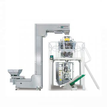 Pasta Thermoforming Vacuum Map Packaging Machine in Rigid Film