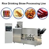 Rice Tapioca Straw Manufacturer Eco Friendly Drinking Straws Machine