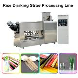 Rice Powder Straws Making Extruder Machine Processing Line Equipment
