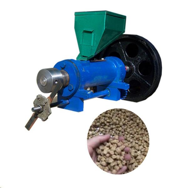 Manufacture Floating Fish Feed Extruder Machine #1 image