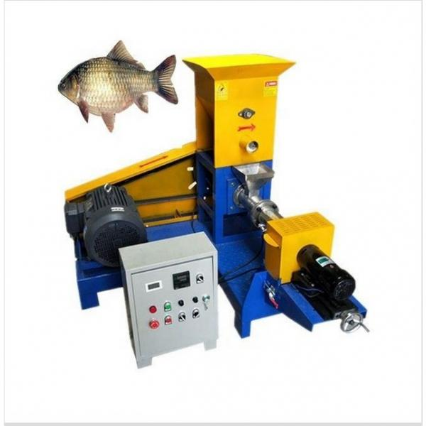 Floating Fish Feed Pellet Making Machine Best Price for Sale #1 image