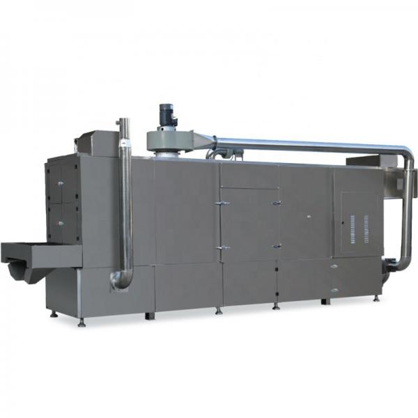 Twin Screw Extruder Machine for Producing PP/PE + Corn Starch Filler Material #1 image