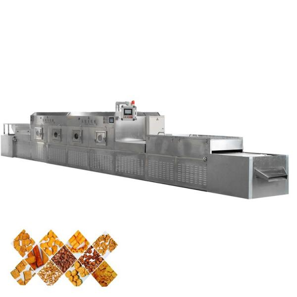Commercial Stainless Steel Gas Two Deck Four Tray Oven with Ce #1 image