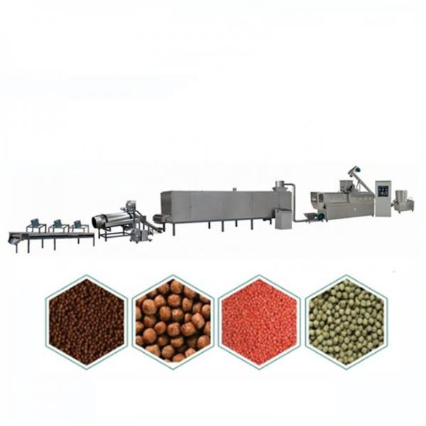 500kg/H Hot Sale Floating Fish Feed Making Machine/Production Line #1 image