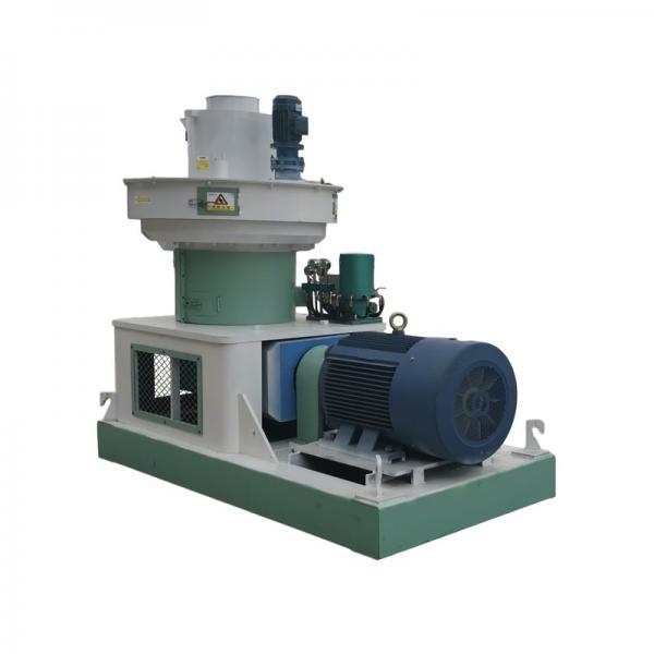 Puffing Pet/Dog/Cat Floating Fish Pellet Feed/Food Making Extruding Machine #1 image