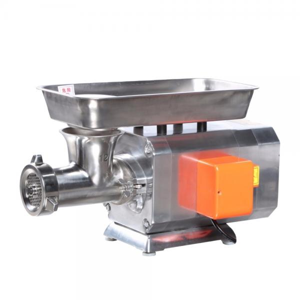 Heavy Duty Industrial Slicing and Grinding Machine for Frozen Meat #1 image