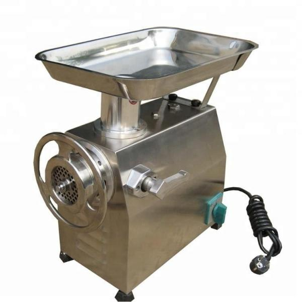 Industrial Meat Grinder / Meat Mincer / Frozen Meat Sausage Chooper #1 image