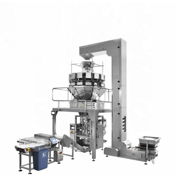 Pasta Modified Atmostpere Packaging Machine #1 image