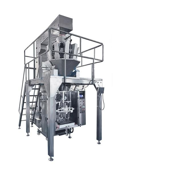 Automatic 4 Lines Stick Sachet Packing Packaging Machinery Machine for Liquid #1 image