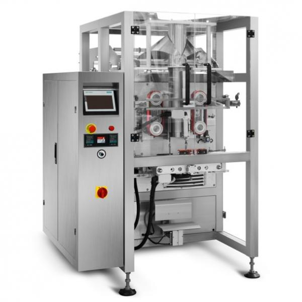 Fully Automatic Water Packing Machine with Bag Forming #1 image