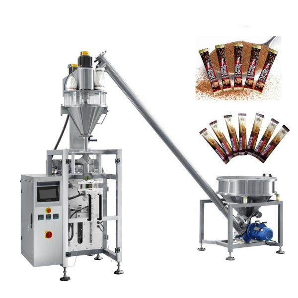 Fully Automatic Baby Biscuit Cans Filling Packaging Packing Machine #1 image