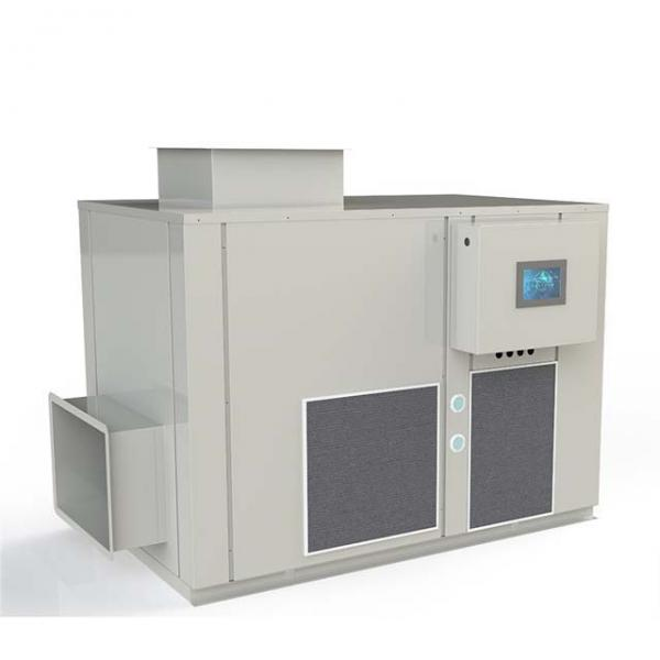 Multi Function Industrial Tunnel Sterilizing Machine Microwave Dryer #2 image