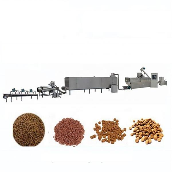 China Manufacturer Pet Food Fish Feed Processing Line #1 image