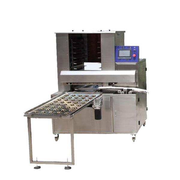 High Speed Industrial Automatic Cookies Feeding and Packaging Line/Automatic Wafer Biscuit Feeding and Packing Line/Automatic Production Line for Biscuit Cake #2 image